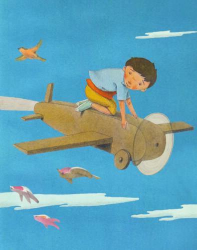 L'aereo giocattolo