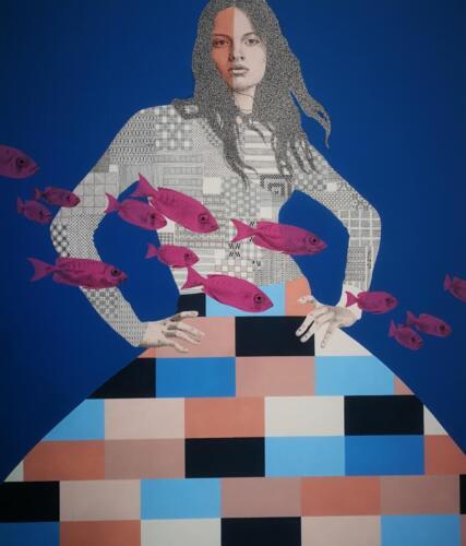 Sirena contemporanea
